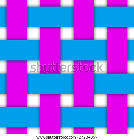 Illustration of large weave suitable for a background - stock photo