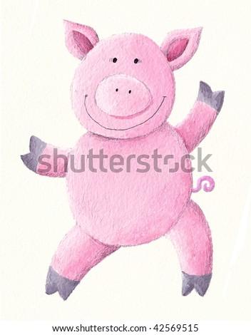 Стрельне предметы розового цвета для детей преткновения
