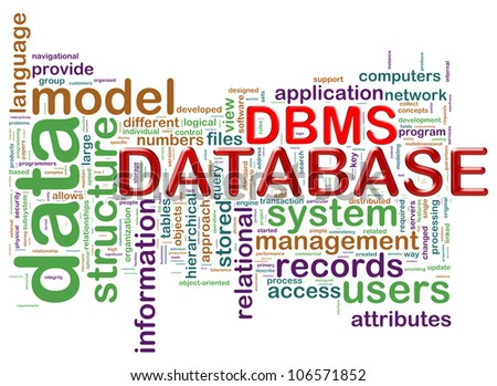 evolution of dbms essay Database management systems (dbms) versioning, implications of hardware evolution metadata management data lineage scalability of metadata management.
