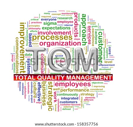Write my total quality management thesis