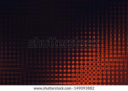 Illustration pattern abstract background