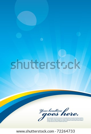 image of abstract background