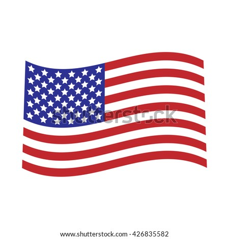 image of american flag
