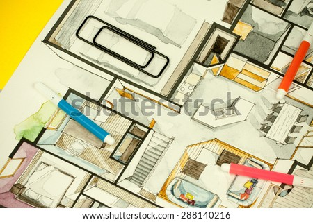 Custom home business plan