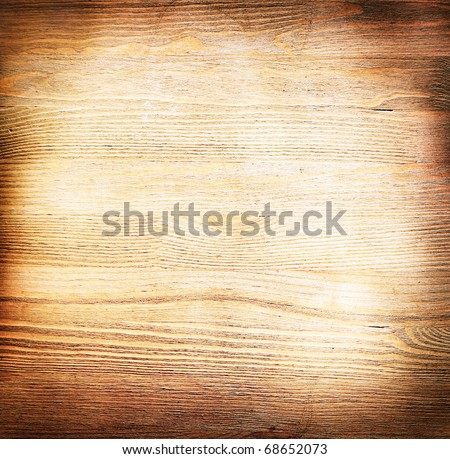 Image of background in the form of an old wooden surface - stock photo