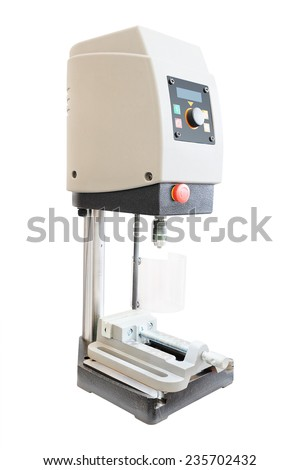 image of drilling machine