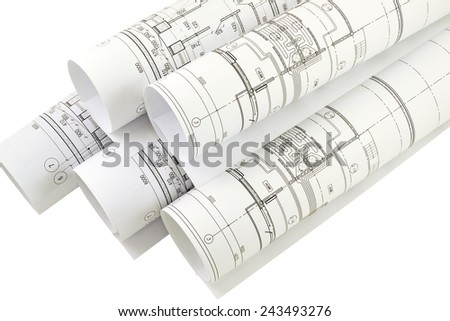 Image of isolation drawings for the project engineer jobs