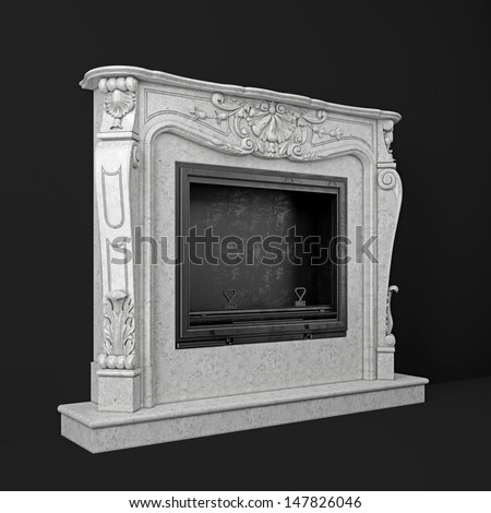 Vent free fireplace design ideas
