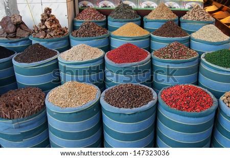 impressions of egypt - stock photo