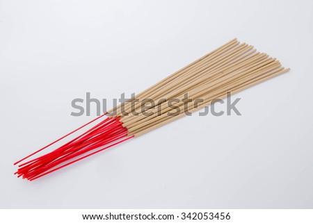 incense stick - stock photo