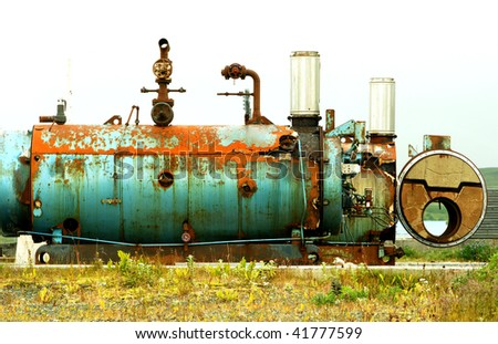 Heavy relic Stock Photos, Illustrations, and Vector Art