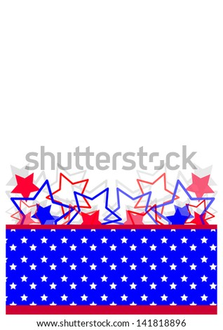 Independence day , banner - stock photo