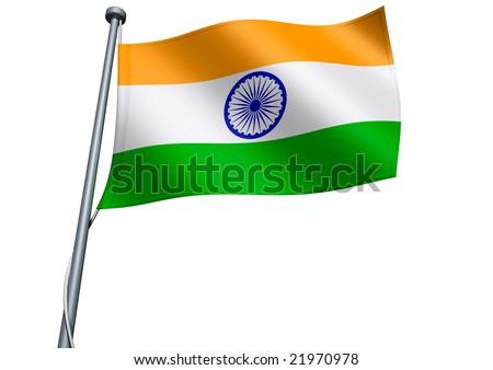 India - stock photo