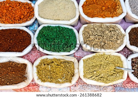 india traditional spices