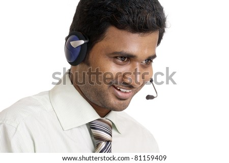Call Center Man Indian Stock Images, Royalty-Free Images & Vectors ...