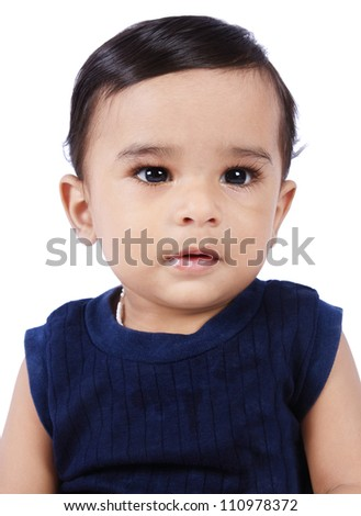 Indian Cute Baby