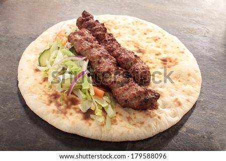 gowardhan s lamb kofta pulao naan naan naan naan naan grilled naan