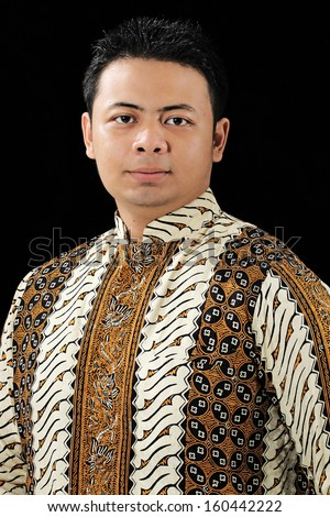 """man_in_batik"" Stock Images, Royalty-Free Images & Vectors ... Indonesian Men"