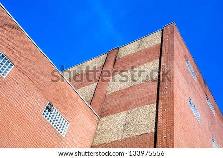 Industrial Architecture - stock photo