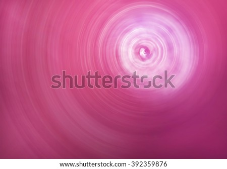 Industrial - spiral movement - Pink - stock photo