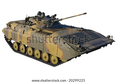 infantry fighting vehicle BMP-2