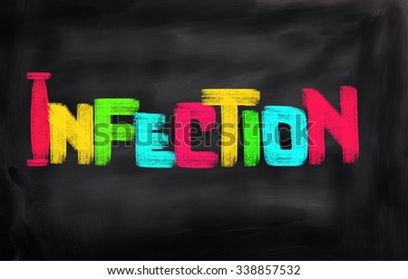 Infection Concept