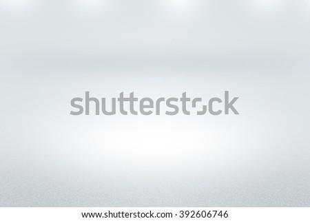 Infinite White Background - stock photo