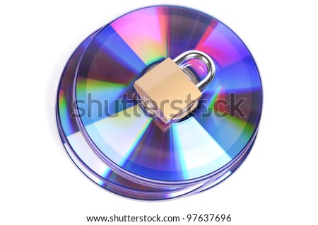 Information security - stock photo