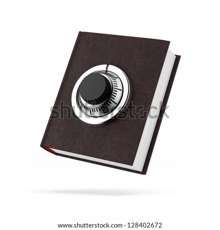 Information security concept. - stock photo