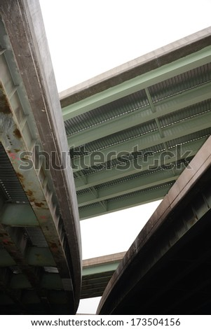 Infrastructure - stock photo