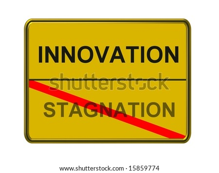 innovation - stagnation