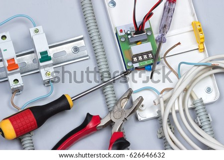 Installation Of Electrical Devices