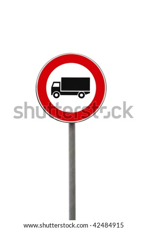 Interdicted to truck