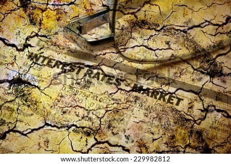Interest rates - market