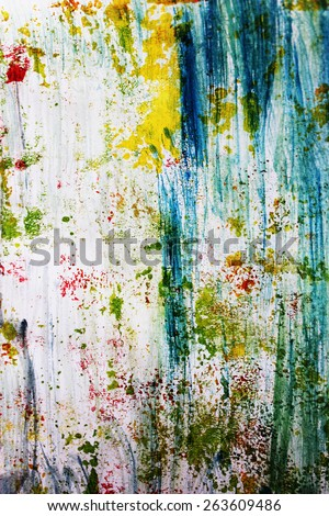 Interesting backgrounds or Spring abstract background - stock photo