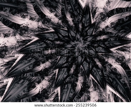 Interesting intriguing abstract background - stock photo