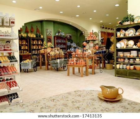 Interior and Decoration - stock photo
