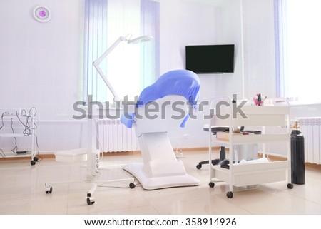 Interior Cosmetology Clinic  - stock photo