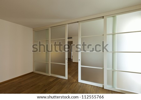 Sliding Glass Wall Doors Furniture White Wooden Bathroom Cabinet With Sliding