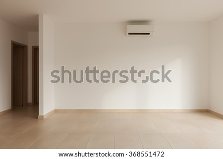 Interior of modern apartment - stock photo