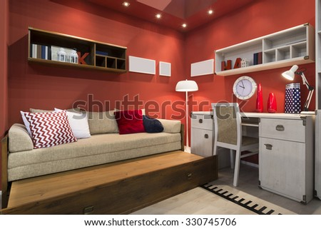 Teenager Room teenager room stock images, royalty-free images & vectors