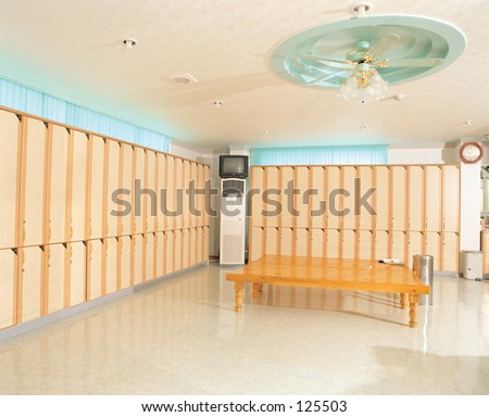Interior View