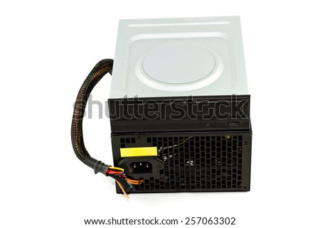 Internal DVD Layer with Defect Computer Power Supply