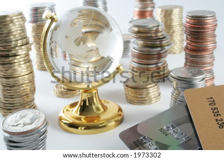 International Trading Concept - stock photo