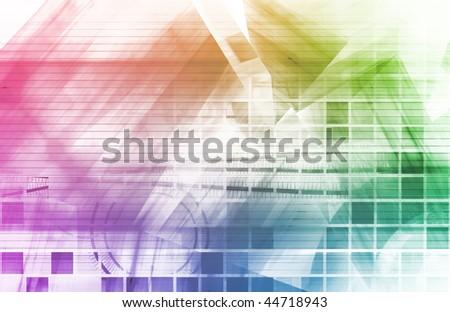 Internet Concept WWW World Wide Web Background - stock photo