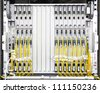 internet network server - stock photo