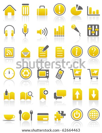 Internet / Web Icon set