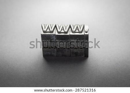 Internet, www, website and .com business - stock photo