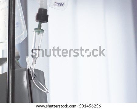 Intravenous drip injection