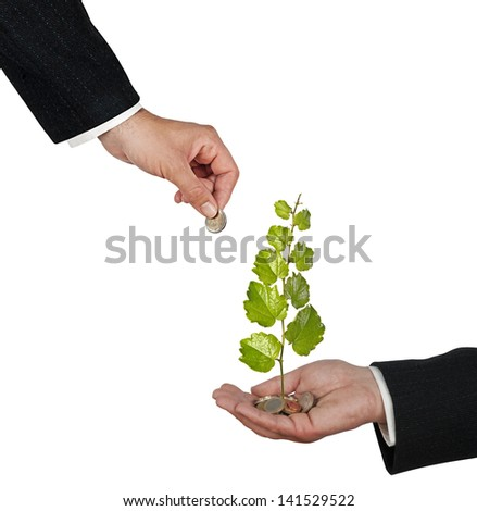 Investment to green business